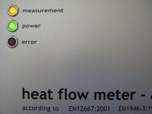 HLC-Wärmeleitfähigkeitsmessgeräte