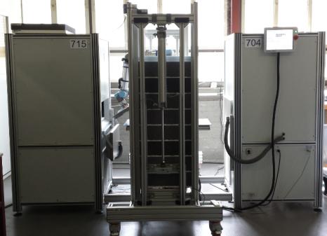 Automatische Proben-Zuführ-Systeme RSH2/RSH3/RSH5 für ein oder zwei HLC Meßgeräte